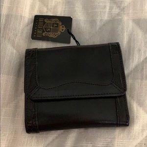 Amanda Smith Black Leather Brand New
